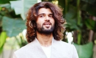 Vijay Deverakonda lavishes praises on 'Middle Class Melodies'