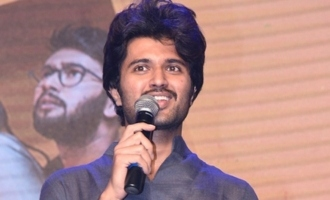 I am like a big brother to Niharika's event: Deverakonda