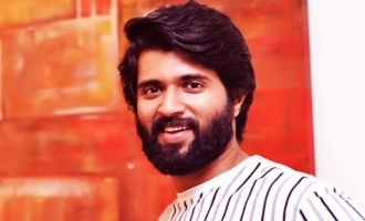 Vijay Deverakonda's big NO for shower bath; Know why