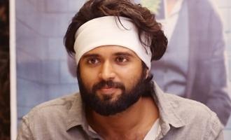 'ఏజెంట్ సాయి శ్రీనివాస ఆత్రేయ' సినిమా నాకు చాలా బాగా నచ్చింది: విజయ్ దేవరకొండ