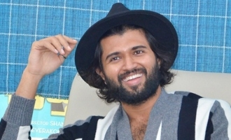 'Meeku Mathrame Cheptha' will keep you smiling: Vijay Deverakonda