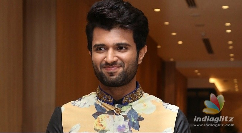 Vijay Deverakonda finds place in Forbes Indias list