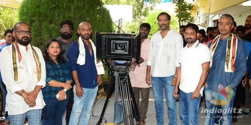 Vijay Deverakondas Hero launched; Malavika is heroine