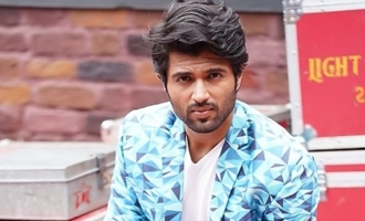 Vijay Deverakonda admits himself to hospital