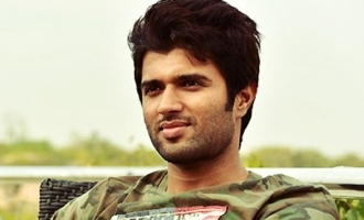 That's why Deverakonda is heading for Paris