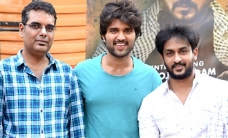 Vijay Deverakonda Launches Manoj Nandam's First Look From Operation Gold Fish