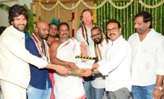 Vijay Devarakondas 'Hero' Movie Opening