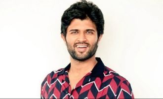 Vijay Deverakonda's girlfriend is Virginie: Reports