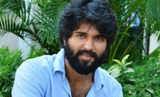 'NOTA' doesn't support any party: Vijay Deverakonda