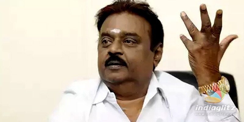 Actor-politician Vijaykanth is stable after testing positive for COVID-19