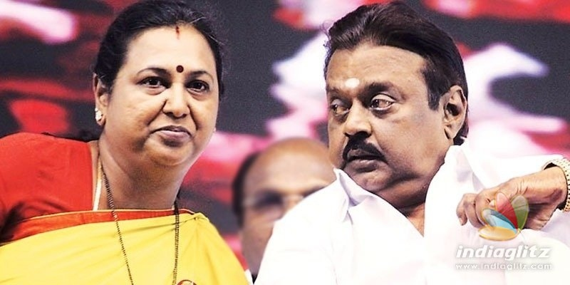 COVID-19: After actor-politician Vijaykanth, wife gets admitted to hospital