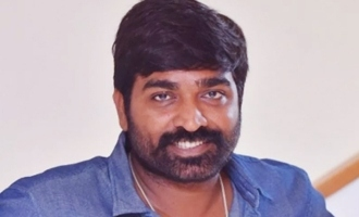 Vijay Sethupathi starts shooting for Mega hero's movie