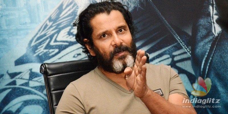 Mr. KK is stylish, thrilling, new: Vikram