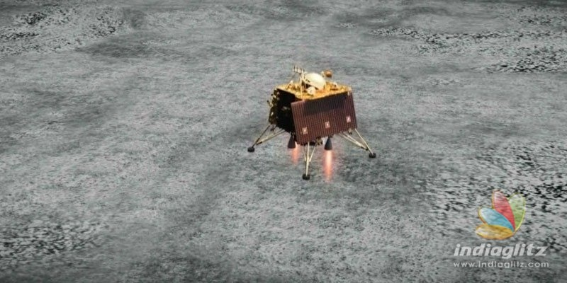 Chandrayaan-2: Vikram Lander found, ISRO receives image