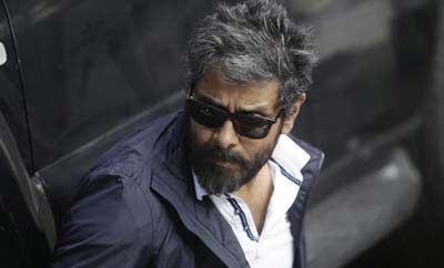 Vikram-Gautham Menon are in action