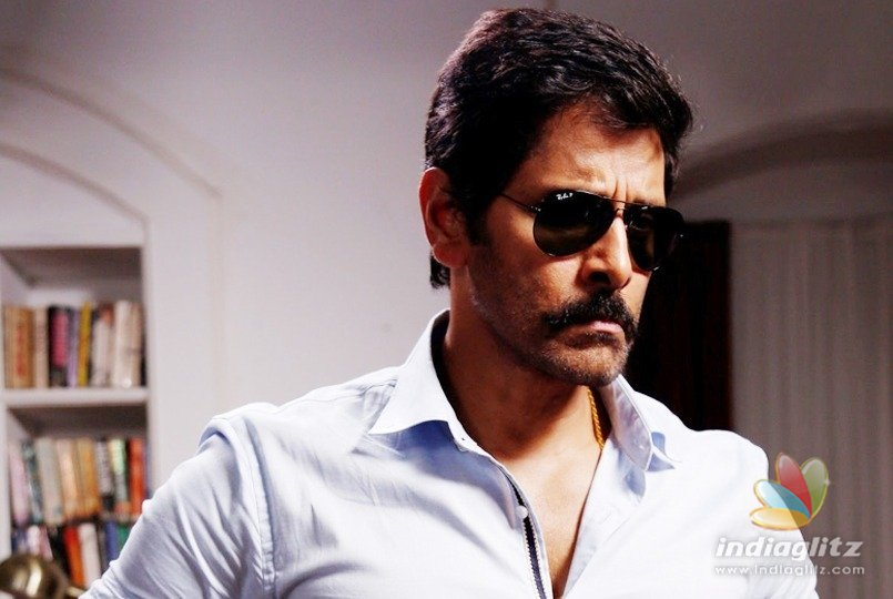 Actress makes controversial remarks on Vikram