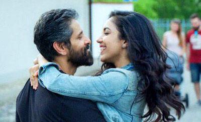 Gautham Menon & whirlwind romance