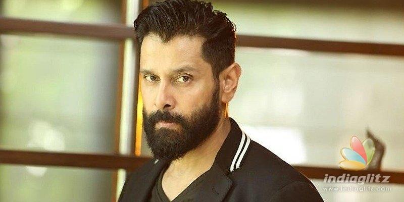 Director slaps legal notice on Vikram