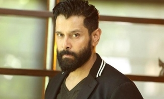 Director slaps legal notice on Vikram
