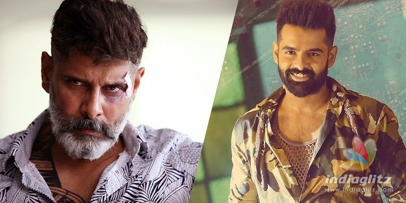 Vikrams Mr. KK to clash with iSmart Shankar