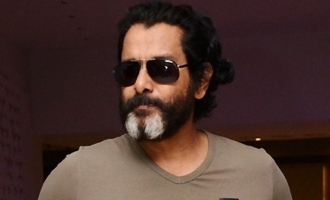 'Mr. KK' is stylish, thrilling, new: Vikram