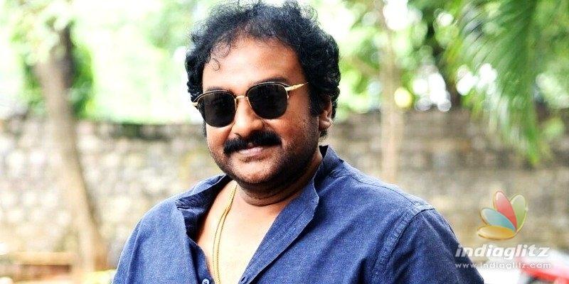 VV Vinayak scrapped his acting debut?