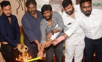 Director VV Vinayak Launches Kobbarillu Restaurant @ Srinagar Colony