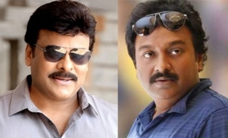 Official Sujeeth is out VV Vinayak is in for Chiranjeevis Lucifer