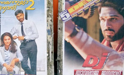'VIP-2' beats 'DJ' in Kerala