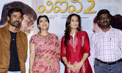 'VIP 2' Press Meet