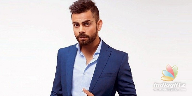 Make Virat Kohlis biopic with that hero!