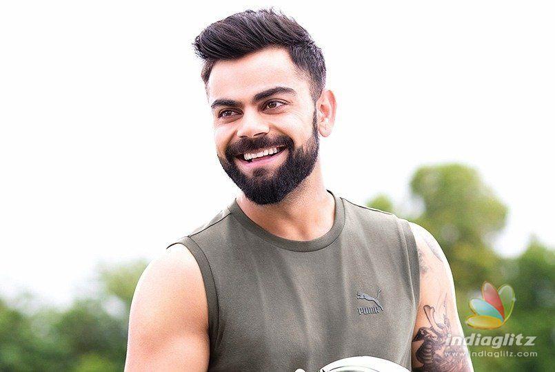 Kohli becomes stronger after he turns vegan