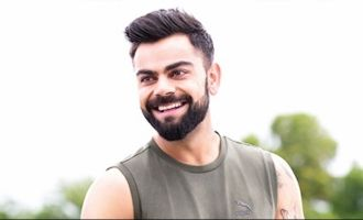 Kohli becomes stronger after he turns vegan