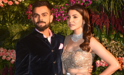 Virat Kohli - Anushka Sharma Wedding Reception