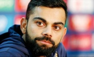 Virat Kohli makes controversial, immature comments