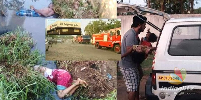 Vizag Gas Leak: 7 dead, 200 hospitalized