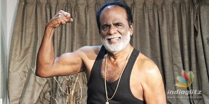 Vishals 82-year-old father GK Reddy has a fitness lesson for you!