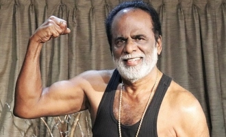 Vishal's 82-year-old father GK Reddy has a fitness lesson for you!