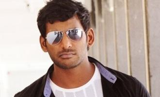 Vishal releases Detective firstlook