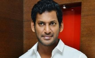 Vishal to enter politics