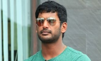 Vishal's stylish look in 'Temper' remake out
