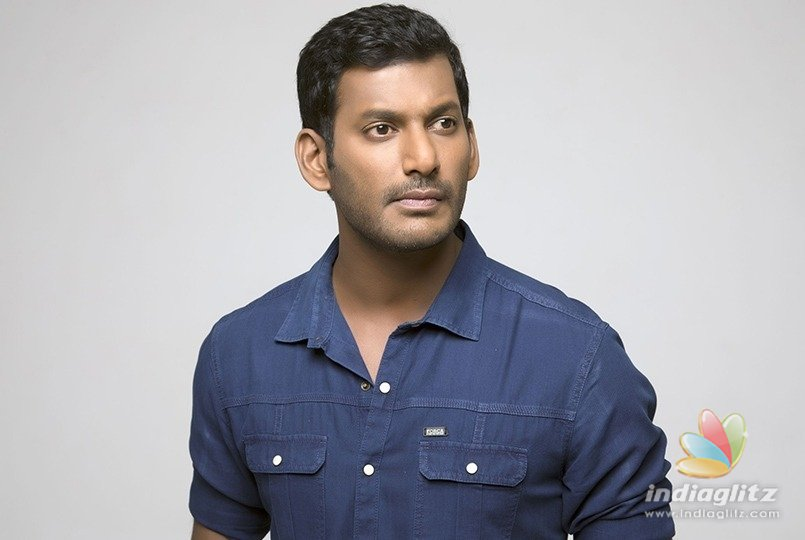 Vishal joins the big race, announces release date