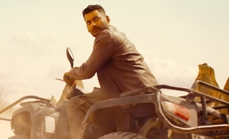 'Action' Teaser: Vishal does a true-blue action film