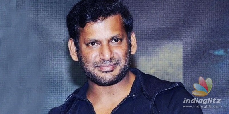 Chakra is going to thrill the audience: Vishal