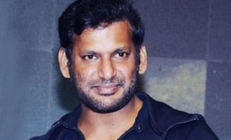 'Chakra' is going to thrill the audience: Vishal