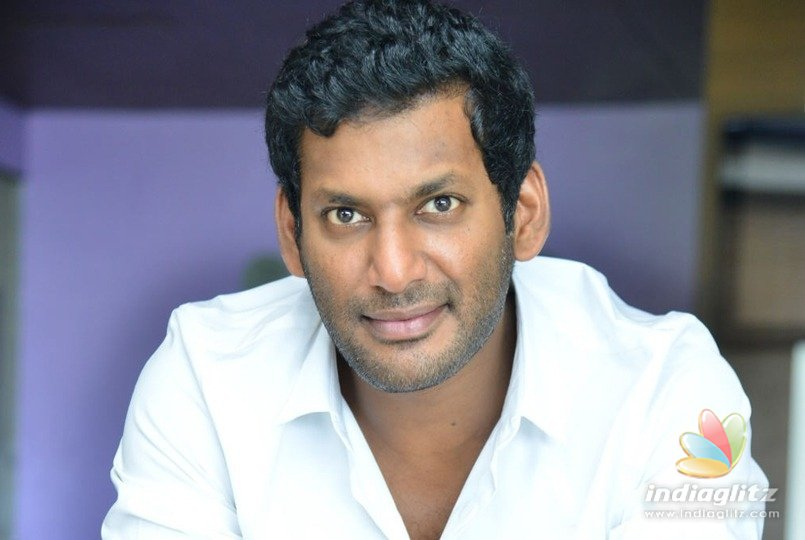 Abhimanyudu  is an informative film: Vishal