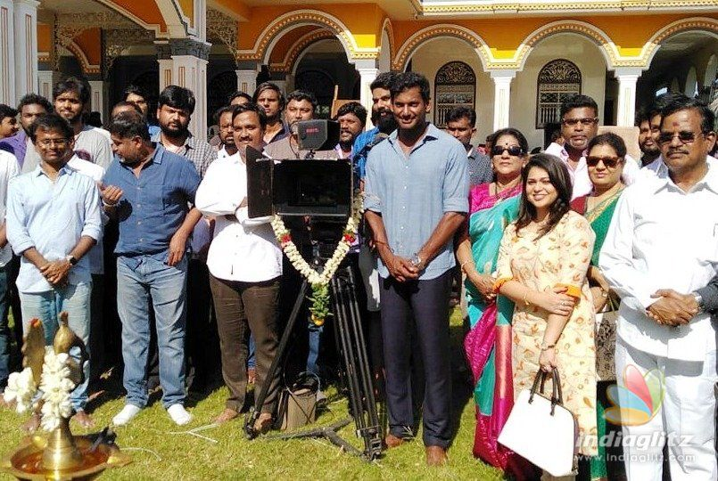 Vishals Temper remake launched
