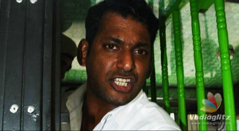 Police were silent previously, says Vishal after arrest