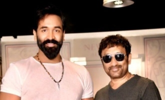 Sreenu Vaitla's film with Vishnu Manchu is 'Double Dose'
