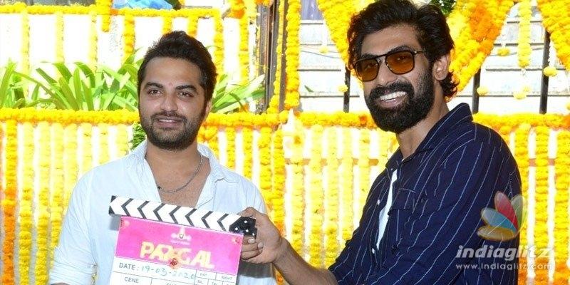 Vishwak Sen turns Pagal for a debut director